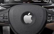 苹果无人车上路再被拍:装配多个传感器