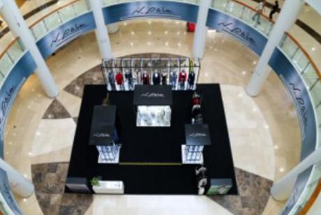 2017年9月,N.paia恩派雅全国巡展首站落地