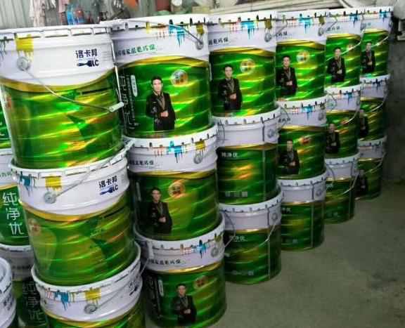 洛卡邦湖北黄梅县腻子粉厂以品质收获消